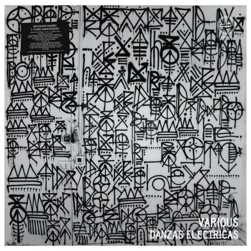 Image of the music record Various — Danzas Electricas — Macadam Mambo