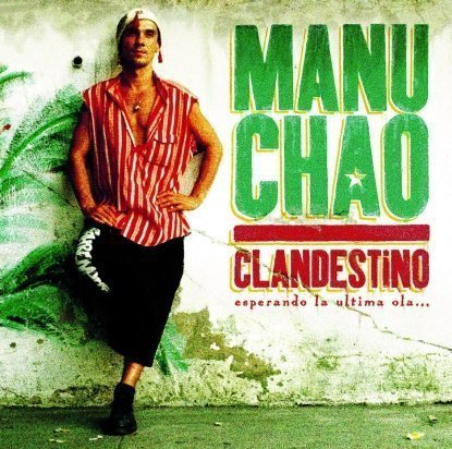 Many Chao - Clandestino - Vinyl Cover
