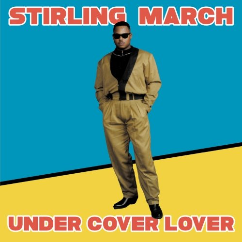 Stirling March Under Cover Lover Record Cover