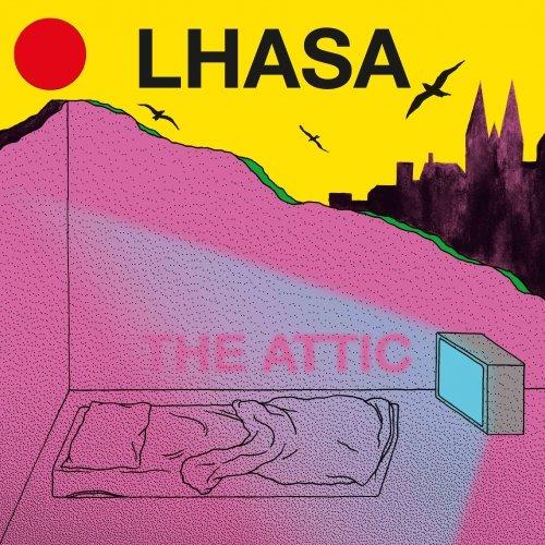 Lhasa - The Attic - Sexxor November 2019 repress cover
